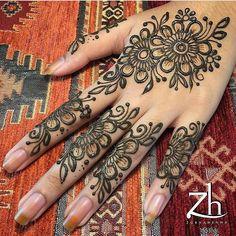 "2,522 Likes, 5 Comments - Ubercode: hennainspire (@hennainspire) on Instagram: ""Henna @zubhahenna"""