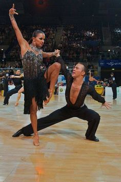 Andrei and Anna Rumba