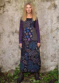 """#Farbbberatung #Stilberatung #Farbenreich mit www.farben-reich.com gudrun sjoden autumn 2017 Kleid """"Leone"""" aus Öko-Baumwolle 76716-99.tif"""
