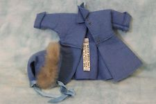 Lot of Vintage Vogue Ginny Ginger Doll Outfits and Accessories c.1950's Trunk++