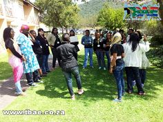 Nestle Movie Making Team Building Muldersdrift