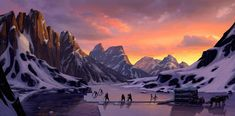 I got Norway! Where Should Your Disney Honeymoon Be? | Oh My Disney