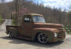 1953 International pickup truck