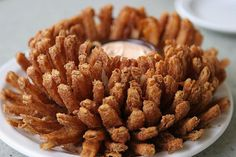 Hungry Girls' Blooming Onion