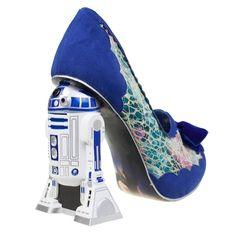 Conoce al hombre que diseña zapatos con figuras de Star Wars