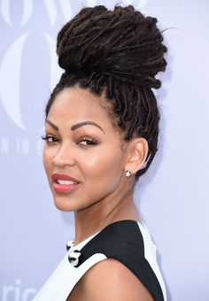 10 Gorgeous dreadlocks hairstyles you'll want to copy: Meagan Good