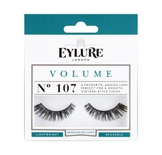 Eylure Naturalites Evening Wear Eyelashes 107 * Visit the image link more details.