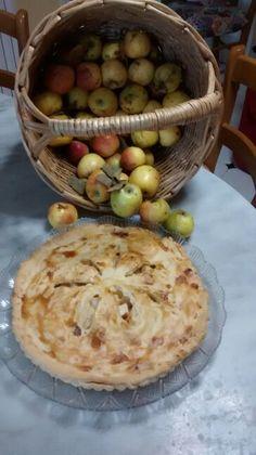Apple pie #nonna papera