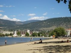 Penticton is the place to stay forever. I still can't believe me moved away. I can't wait to go there on a vacation. It will feel different to be a visitor than a resident.