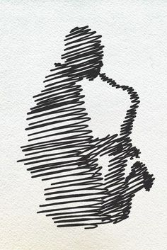Just a small scribble can make up what sounds so wonderful -- jazz. -- Jazz by Zuhal Arslan Art Sketches, Art Drawings, Pencil Drawings, Music Drawings, Small Drawings, Scribble Art, Jazz Art, Arte Sketchbook, Black Art