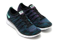 Get Ready for a Trio of New Nike Free Flyknit Colorways