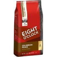 Eight O'clock Coffee Colombian Ground Coffee, 11 OZ (Pack of 6) - http://teacoffeestore.com/eight-oclock-coffee-colombian-ground-coffee-11-oz-pack-of-6/
