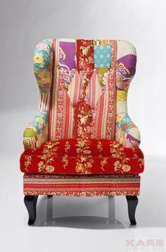Kare design furniture patchwork