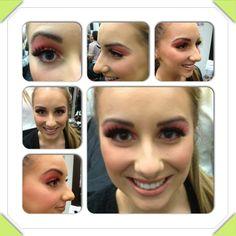 Fashion make-up with Em x