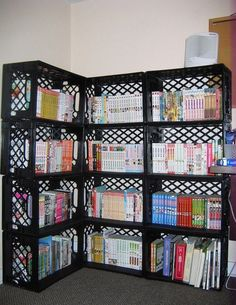 Looking to create some cool or functional accent pieces in your home? Have you ever thought about using milk crates? Milk crates can be the building blocks for the piece that pulls your entire home together. Here are 15 ideas for cool things you can make with milk crates. Storage Ottoman This storage ottoman can …