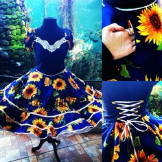 Dance Dresses, Baby Dress, Vintage, Fashion, Folklorico Dresses, Folklore, Low Cut Dresses, Party Dress, Traditional Dresses