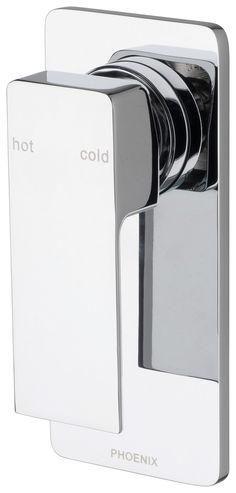 Radii Shower/Wall Mixer