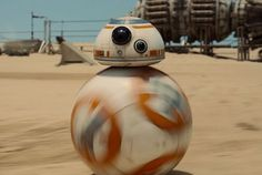"""Bill Hader and Ben Schwartz are the voices behind BB-8 Most of the actors involved with Star Wars: The Force Awakens have gotten their moment in the sun. Hell we even know thatSimon Pegg was on set as an alien. But who voices BB-8? It turns out that it wasn't some computer on Jakku. After this week's premiere the credits revealed that none other than Stefon and Jean-Ralphio are the voices behind the rolling droid.  Bill Hader and Ben Schwartz are both listed as """"BB-8 Vocal Consultants"""" in…"""
