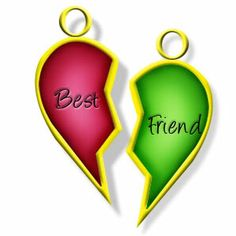 'Best Friends' heart