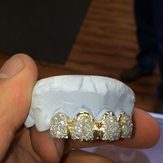 Team we getting icy over here!!! Diamond #grillz  #STLgrillzz www.STLgrillzz.com