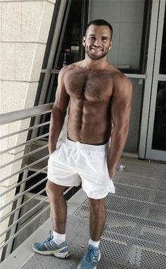 Great white shorts