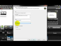 31 best camtasia images on pinterest a video craft tutorials and geek how to produce a video for youtube with camtasia studio 8 youtube ccuart Image collections