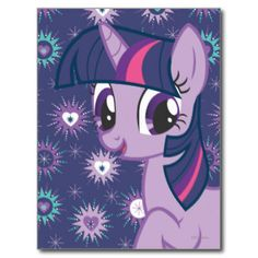 My Little Pony postcard | My Little Pony Cards & More