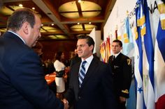 """A todos nos corresponde dar un paso en materia de los Derechos Humanos"""", dijo el Gobernador Rubén Moreira Valdez en la apertura del Congreso Internacional y la XIX Asamblea General Ordinaria de la Federación Iberoamericana del Ombudsman (FIO), que inauguró el Presidente Enrique Peña Nieto."""
