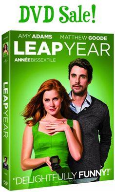 Leap Year DVD Sale: $5.48! {such a cute movie!!}
