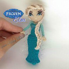 Queen Elsa  The Snow Queen  Disney's Frozen  5 OOAK by MissyVille