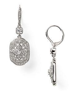 drop earrings pretty