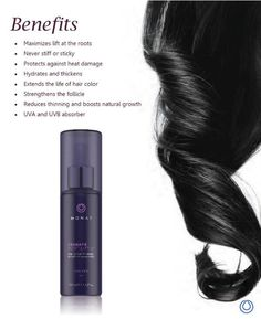 Why you should use Monat Fun hair facts! The #MONAT difference. Learn more at www.samanthaaa.mymonat.com