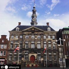 Stadhuis van gemeente 's-Hertogenbosch.