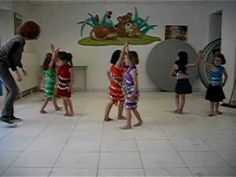 spectacle danse magrheb maternelle - YouTube