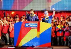 Mata Figueroa: Nicolás Maduro es el candidato del pueblo -  El presidente Nicolás Maduro es el candidato de las fuerzas revolucionarias que completará el proyecto que lego el Comandante Eterno, Hugo Chávez, señaló el General en Jefe Carlos Mata Figueroa, jefe político del Partido Socialista Unido de Venezuela (PSUV) en el estado Nueva Esparta. Destacó qu... - https://notiespartano.com/2018/02/05/mata-figueroa-nicolas-maduro-candidato-del-pueblo/