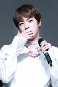 Jin❤ BTS Sinchon Fansign (170225) #BTS #방탄소년단