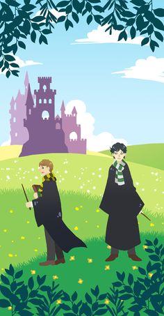 Sherlockwarts-day by ~KD666 on deviantART