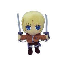 Attack on Titan Armin Plush