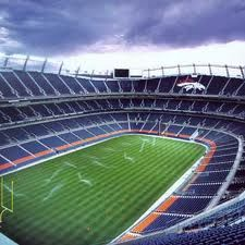 Mile High Stadium - Denver Broncos