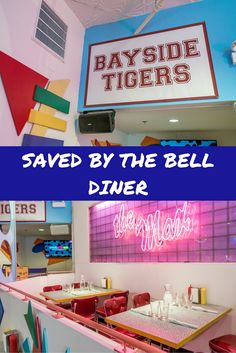Saved by the Max is a new pop-up restaurant in Chicago inspired by the 90s sitcom Saved by the Bell. A visit here is like stepping on the set...with much better food.