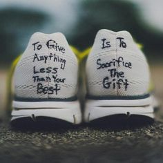 I am so doing this on shoes that I am getting at the end of school then getting my friends to sign them!