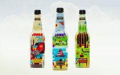 Jones Jumble Packaging by Superbig Creative. ©Superbig Creative