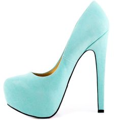 Taylor Says Women's Calico - Light Blue Suede ($113) ❤ liked on Polyvore featuring shoes, pumps, heels, zapatos, sapatos, heel pump, stiletto heel pumps, cat pumps, suede platform pumps and high heel stilettos