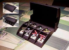 Custom foamcore storage Airplane hanger