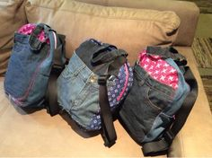 therusty_hen_crafts: Upcycle Denim Crafts, Tied Shirt, Sweater Shirt, Upcycle, Sweaters, Bags, Shirts, Fashion, Knotted Shirt
