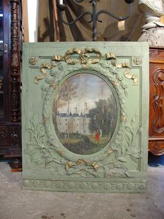 French boiserie