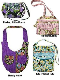 Henny Penny Patterns in PDF - easy to make! Tote Pattern, Purse Patterns, Hip Hip Hurray, Henny Penny, Bag Making, Purses And Bags, Totes, Two By Two, Pdf