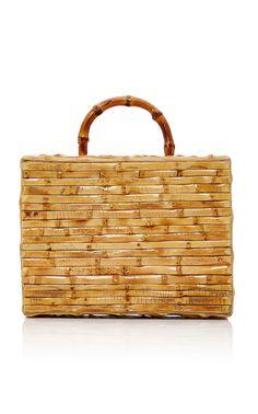 Sorrento Bamboo Bag by Glorinha Paranagua
