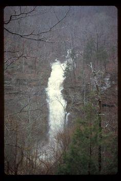 lost creek falls, Sparta, Tn.