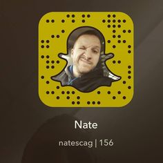Just got my #snapchat set up a few days ago! #natescag is my snap name.. #followme I #followback #picoftheday #bestoftheday #consistency #success #socialmedia #dailyhumor #snapfun #grandislandne #nebraska #grandisland #beloitks #snapme #kansas by natelione13